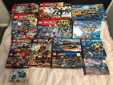 Lego Job Lot x14 Sets Lego City Ninjago