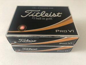 Titleist ProV1 Golf Balls 2 DOZEN
