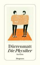 Friedrich Dürrenmatt / Die Physiker /  9783257230475