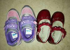 Sparkling Finding Dori Children Girls Sports Shoes &Bonus Pair Red Elegant Shoes