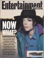 Michael Jackson ENTERTAINMENT WEEKLY American USA Magazine 1993