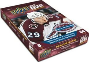 BBB#352 2020-21 UD Extended Hockey Box Break