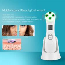 LED Photon Skin Rejuvenation 5Color RF Beauty Device Machine Remove Acne Wrinkle