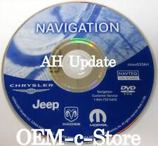 Jeep Commander Grand Cherokee Liberty OEM Navigation Map DVD 05064033AH