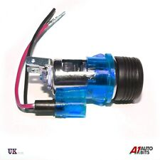 Blue Cigarette lighter plug & socket for Ford Fiesta Focus Mondeo Escort