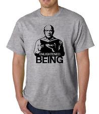Hank Scrader / BREAKING BAD - Enlightened Being t-shirt TV SERIES WALTER WHITE
