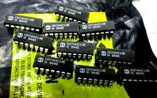 10 CD74HC14E hex schmitt trigger Harris 74HC14 DIP14