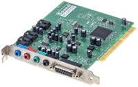 CREATIVE SOUND BLASTER CT4790 PCI SOUND CARD