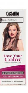 CoSaMo Love Your Color 775 Light Ash Brown (Compared to Loving Care)