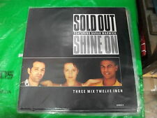 "Sold Out  ‎– Shine On   ' 12 "" MINT 1991"