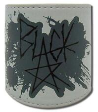 *NEW* Soul Eater: Black Star Gray Leather Wristband by GE Animation