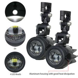 LED Motorrad Nebelscheinwerfer Zusatzscheinwerfer 40W Für BMW R1200GS F800GS