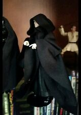 "Star Wars Custom Robe Emperor Darth Sidius Black Series 6 "" figure NO FIGURE"