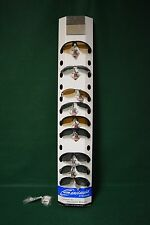 12 Polarized Sunglasses with Retail Display Rack by Sunclassics - NWT