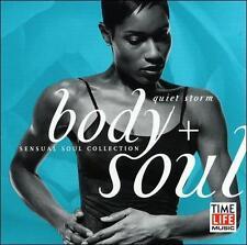 Various Artists : Body & Soul: Quiet Storm CD