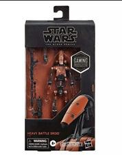 Star Wars The Black Series Battlefront II Heavy Battle Droid 6 in Figure
