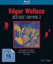 EDGAR WALLACE BLU-RAY EDITION Joachim Fuchsberger, Eddi Arent   2 BLU-RAY NEU