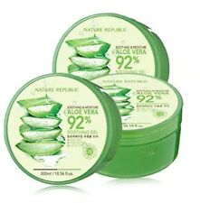 [Nature Republic] Aloe Vera 92% Soothing Gel 300ml(Free Shipping)