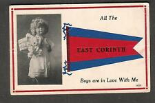 1914 East Corinth NY All The Boys Are In Love With Me to Grammey Dover ME