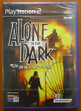 Alone in The Dark 4 The New Nightmare, PlayStation 2 PS2 PStwo, Pal-España NUEVO