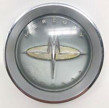 """Vintage Mercury Emblem Badge Metal & Plastic 3"""""""