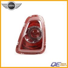 Right Mini Cooper S Convertible Genuine Taillight with Clear Lens 63217255914