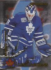 FELIX POTVIN 1997-98 Donruss Canadian Ice Les Gardiens #/1500 Toronto Leafs