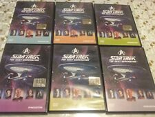 cofanetto/box STAR TREK The Next Generation numero 4 Dvd Film completo