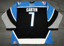 Jeff Carter 2004 OHL All-Star Game Worn Hockey Jersey w/League COA L.A. Kings