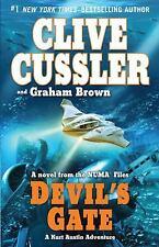 Devil's Gate: A Novel from the NUMA Files (Kurt Austin Adventures)-ExLibrary