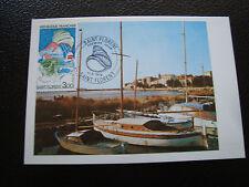 FRANCE - carte 1er jour 11/5/1974 (saint-florent) (cy61) french