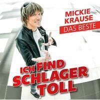 Krause,Mickie - Ich Find Schlager Toll - das Beste CD NEU OVP VÖ 14.08.2020