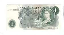 England - One (1) Pound, 1962-66  !!Goebel Press!!