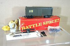 TRIANG HORNBY R571 BATTLE SPACE G10 Q CAR ROCKET LAUNCHER MINT BOXED pv