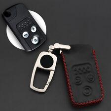 Leather Cover Car Key Case Shell For Honda Accord 10~13 Spirior 2009 civic 2012