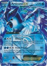 1X Articuno EX (25/135) HOLO FOIL RARE Pokemon -Black White Plasma Storm- NM-