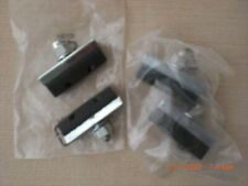 BRAKE PADS x FOUR(4) side pull brakes - POST FREE - (NOT FROM CHINA)