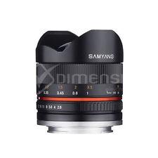 Samyang 12mm Focal Camera Lenses
