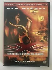 Xxx Widescreen Special Edition Dvd Vin Diesel Special Features Included