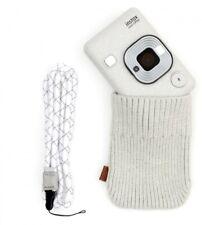Fujifilm Instax LiPlay Stone White Bundle