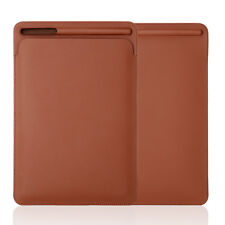 """Leather Sleeve Case Cover Pouch Skin For Apple Pencil & iPad Pro 9.7 10.5"""" 12.9"""""""