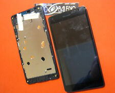 DISPLAY LCD+ TOUCHSCREEN+ FRAME COVER PER MICROSOFT LUMIA 535 NERO VETRO NOKIA