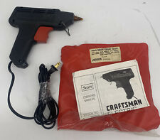 SEARS CRAFTSMAN 9-80508 ELECTRIC GLUE GUN 100v-240v 40W 330 Degree