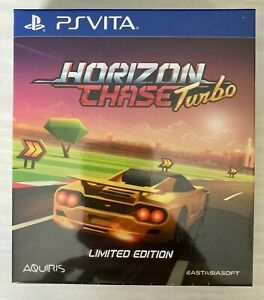 Horizon Chase Turbo - PlayStation Vita - Sealed & New - #666 of 2200 Play Asia