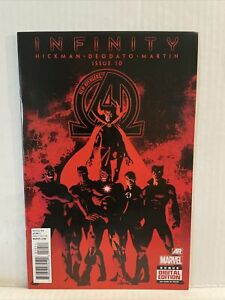 New Avengers #10 2013 Series 1st Appearance Thane Son Of Thanos
