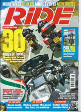 Motorcycles Monthly August Magazines