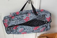Unicorn Graffiti Printed Single Bridle Bag 25x11x7 inch 300D Matte Fabric n Padd