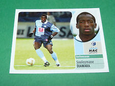 SOULEYMANE DIAWARA LE HAVRE AC HAC PANINI FOOT 2003 FOOTBALL 2002-2003