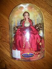 Disney Deluxe Beauty And The Beast Belle Doll Limited Edition RARE HTF