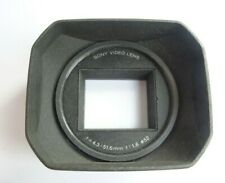 Sony Lens Shade Hood 4.3-51.6mm 52mm video